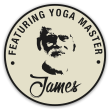 Featuring Yoga Master James